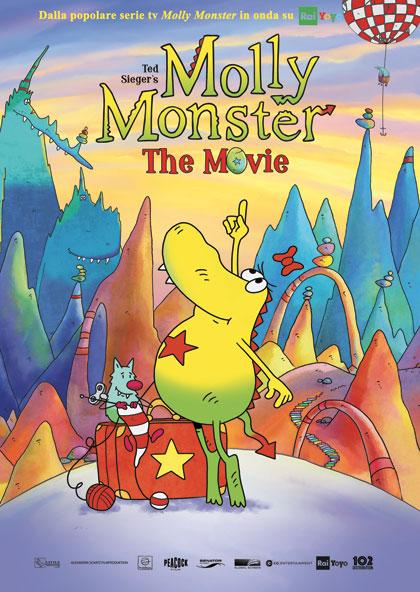 Trailer Molly Monster
