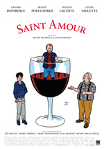 Poster Saint Amour  n. 0