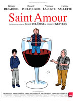 Poster Saint Amour  n. 1