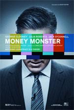 Poster Money Monster - L'altra faccia del denaro  n. 1