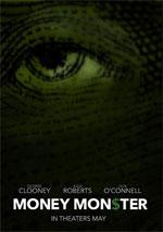 Poster Money Monster - L'altra faccia del denaro  n. 2