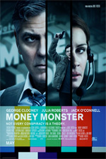 Poster Money Monster - L'altra faccia del denaro  n. 3
