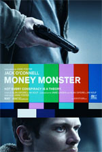 Poster Money Monster - L'altra faccia del denaro  n. 6