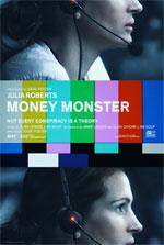 Poster Money Monster - L'altra faccia del denaro  n. 7