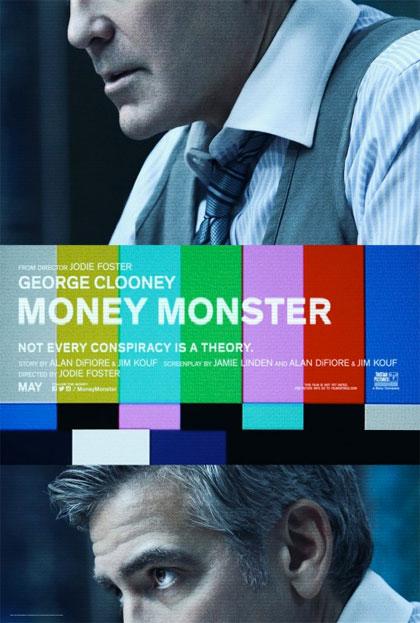 Poster Money Monster - L'altra faccia del denaro