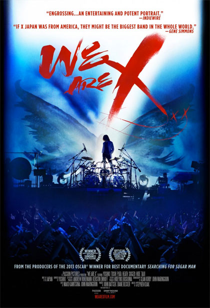Trailer We Are X