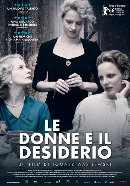 Locandina italiana Le donne e il desiderio