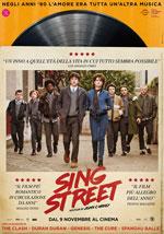 Poster Sing Street  n. 0