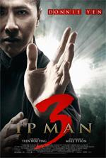 Poster Ip Man 3  n. 1