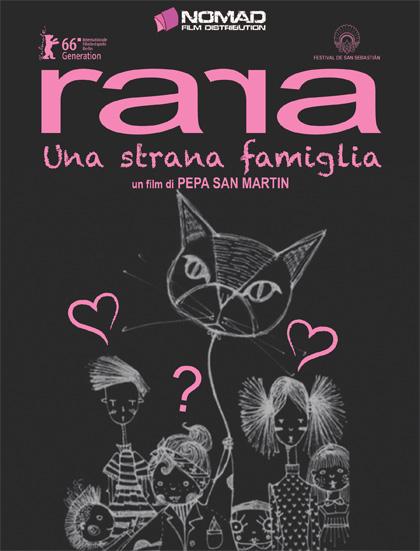 Trailer Rara - Una strana famiglia