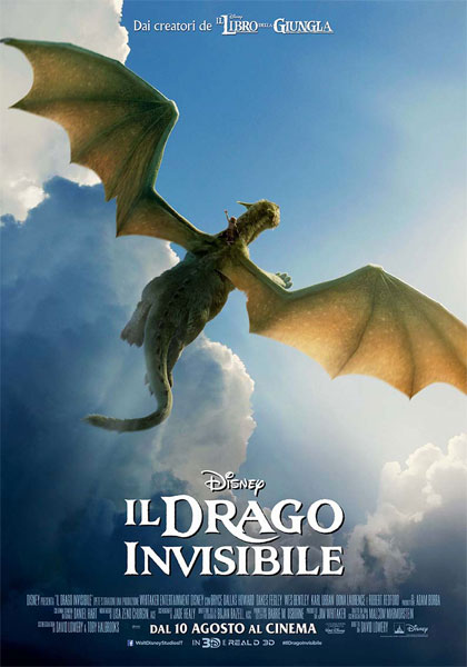 Il drago invisibile - Film (2016) - MYmovies.it