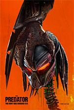 Poster The Predator  n. 1
