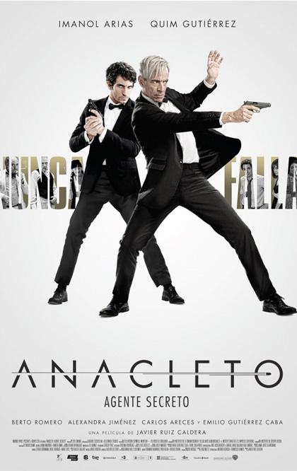 Locandina italiana Anacleto: Agente Segreto