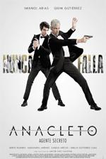 Poster Anacleto: Agente Segreto  n. 0