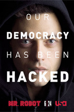Poster Mr. Robot - Stagione 1  n. 0
