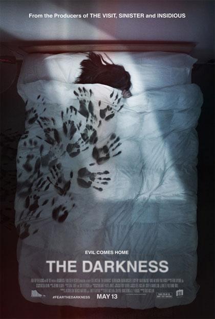 Locandina italiana The Darkness
