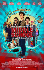 Poster Middle School: The Worst Years of My Life  n. 0