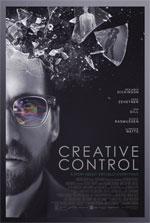 Poster Creative Control  n. 0