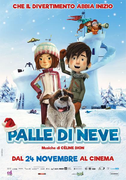 Trailer Palle di neve