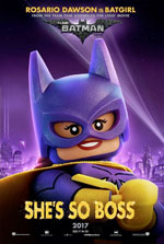 Poster Lego Batman - Il film  n. 8