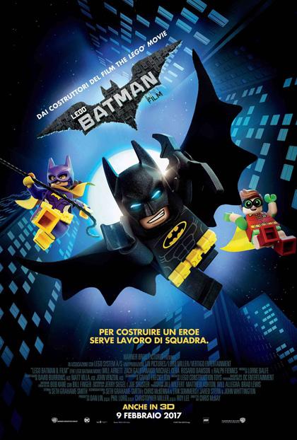 Trailer Lego Batman - Il film