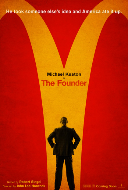 Poster The Founder