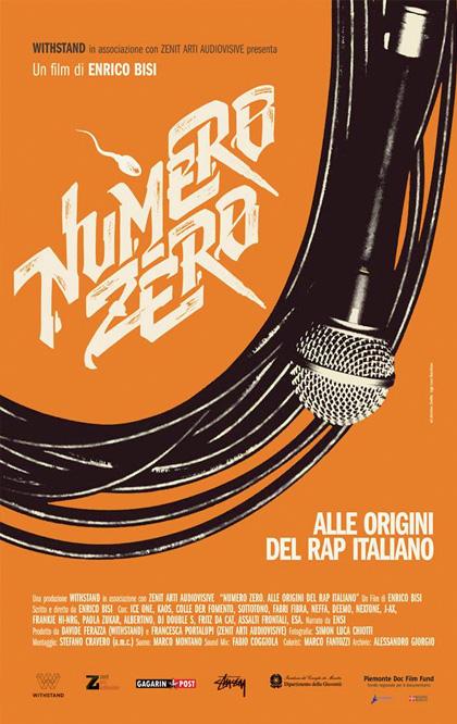 Locandina italiana Numero Zero