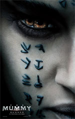 Poster La mummia  n. 2