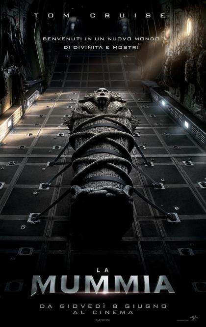 Trailer La mummia