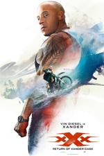 Poster xXx: il ritorno di Xander Cage  n. 1