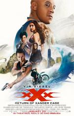 Poster xXx: il ritorno di Xander Cage  n. 2