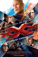 Poster xXx: il ritorno di Xander Cage  n. 3