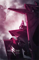 Poster Power Rangers  n. 1