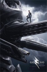Poster Power Rangers  n. 5
