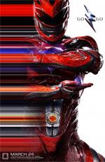 Poster Power Rangers  n. 7