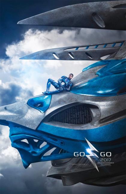 Poster Power Rangers