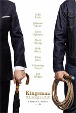 Poster Kingsman - Il cerchio d'oro  n. 5