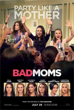 Poster Bad Moms - Mamme molto cattive  n. 1