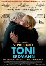 Poster Vi presento Toni Erdmann  n. 0
