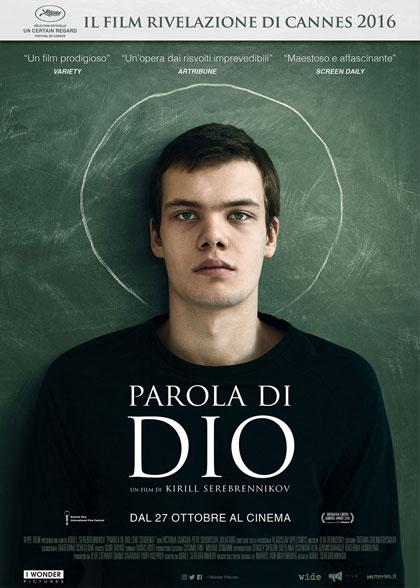 Locandina italiana Parola di Dio