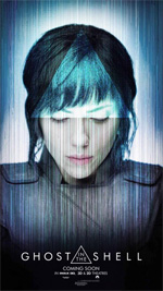 Poster Ghost in the Shell  n. 10