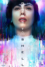 Poster Ghost in the Shell  n. 15