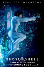 Poster Ghost in the Shell  n. 4