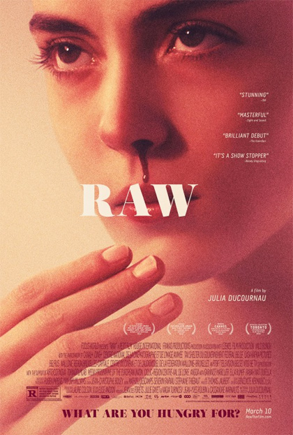 Trailer Raw - Una cruda verità