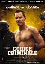 Poster Codice criminale  n. 0