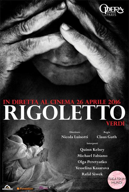 Opéra di Parigi: Rigoletto
