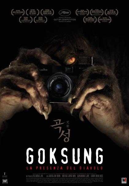 Locandina italiana Goksung - La presenza del diavolo