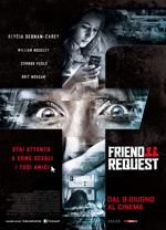 Trailer Friend Request - La morte ha il tuo profilo