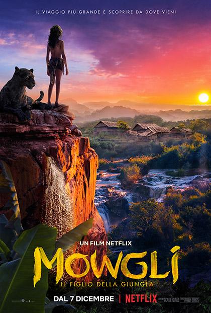 Trailer Mowgli - Il Figlio della Giungla
