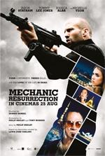 Poster Mechanic: Resurrection  n. 2